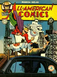 Cover Thumbnail for All-American Comics (DC, 1939 series) #48
