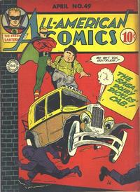 Cover Thumbnail for All-American Comics (DC, 1939 series) #49
