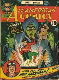 Cover Thumbnail for All-American Comics (DC, 1939 series) #51