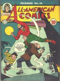 Cover Thumbnail for All-American Comics (DC, 1939 series) #54