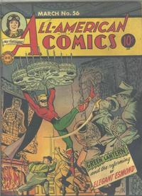 Cover Thumbnail for All-American Comics (DC, 1939 series) #56
