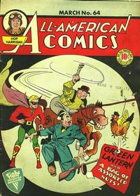 Cover Thumbnail for All-American Comics (DC, 1939 series) #64