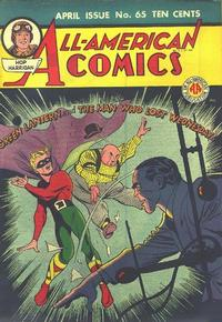 Cover Thumbnail for All-American Comics (DC, 1939 series) #65