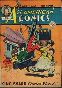 Cover Thumbnail for All-American Comics (DC, 1939 series) #67
