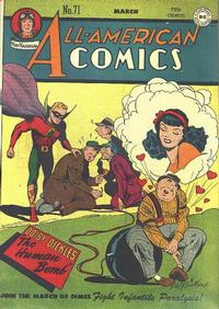 Cover Thumbnail for All-American Comics (DC, 1939 series) #71