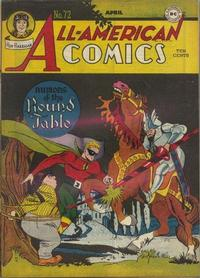 Cover Thumbnail for All-American Comics (DC, 1939 series) #72