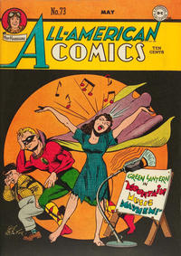 Cover Thumbnail for All-American Comics (DC, 1939 series) #73