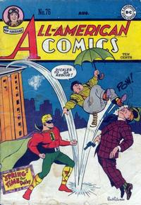 Cover Thumbnail for All-American Comics (DC, 1939 series) #76