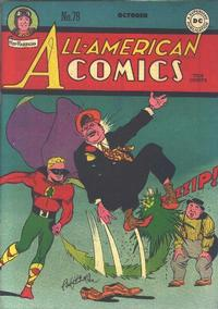 Cover Thumbnail for All-American Comics (DC, 1939 series) #78