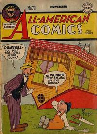 Cover Thumbnail for All-American Comics (DC, 1939 series) #79