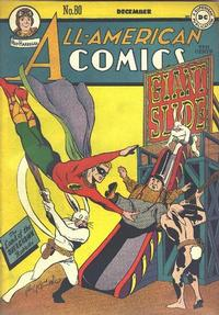Cover Thumbnail for All-American Comics (DC, 1939 series) #80