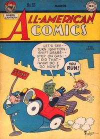 Cover Thumbnail for All-American Comics (DC, 1939 series) #83