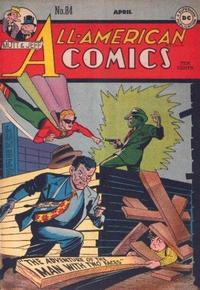 Cover Thumbnail for All-American Comics (DC, 1939 series) #84