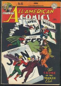 Cover Thumbnail for All-American Comics (DC, 1939 series) #86
