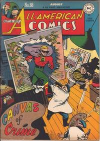 Cover Thumbnail for All-American Comics (DC, 1939 series) #88