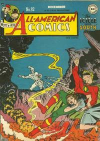 Cover Thumbnail for All-American Comics (DC, 1939 series) #92