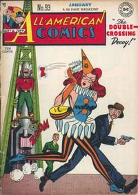 Cover Thumbnail for All-American Comics (DC, 1939 series) #93