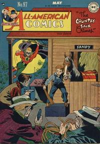 Cover Thumbnail for All-American Comics (DC, 1939 series) #97
