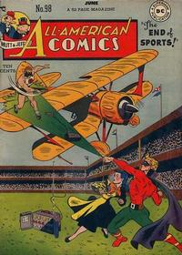 Cover Thumbnail for All-American Comics (DC, 1939 series) #98