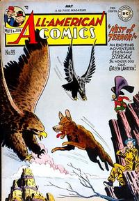 Cover Thumbnail for All-American Comics (DC, 1939 series) #99