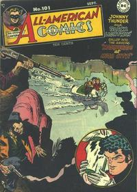Cover Thumbnail for All-American Comics (DC, 1939 series) #101
