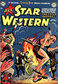 Cover Thumbnail for All Star Western (DC, 1951 series) #58
