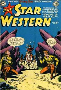 Cover Thumbnail for All Star Western (DC, 1951 series) #60