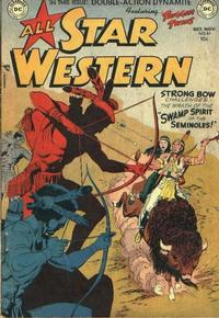 Cover Thumbnail for All Star Western (DC, 1951 series) #61