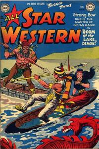 Cover Thumbnail for All Star Western (DC, 1951 series) #63