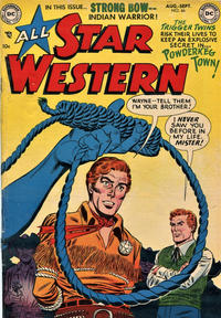 Cover Thumbnail for All Star Western (DC, 1951 series) #66
