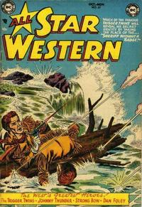 Cover Thumbnail for All Star Western (DC, 1951 series) #67