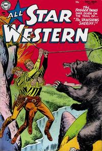 Cover Thumbnail for All Star Western (DC, 1951 series) #79