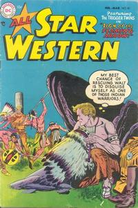 Cover Thumbnail for All Star Western (DC, 1951 series) #81