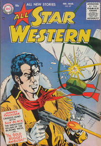 Cover Thumbnail for All Star Western (DC, 1951 series) #87