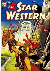 Cover Thumbnail for All Star Western (DC, 1951 series) #99
