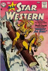 Cover Thumbnail for All Star Western (DC, 1951 series) #100