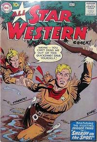 Cover Thumbnail for All Star Western (DC, 1951 series) #101