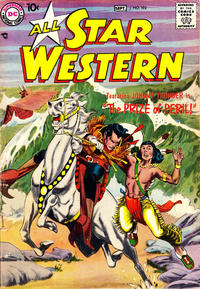 Cover Thumbnail for All Star Western (DC, 1951 series) #102
