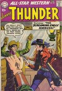 Cover Thumbnail for All Star Western (DC, 1951 series) #109
