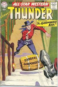 Cover Thumbnail for All Star Western (DC, 1951 series) #110