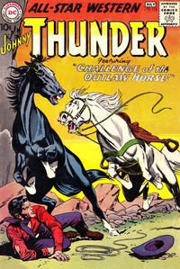 Cover Thumbnail for All Star Western (DC, 1951 series) #113