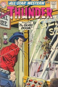 Cover Thumbnail for All Star Western (DC, 1951 series) #114