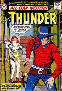 Cover Thumbnail for All Star Western (DC, 1951 series) #117