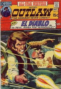 Cover Thumbnail for All-Star Western (DC, 1970 series) #5