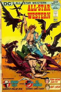 Cover for All-Star Western (DC, 1970 series) #11