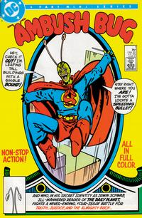 Cover Thumbnail for Ambush Bug (DC, 1985 series) #1 [Direct Sales]