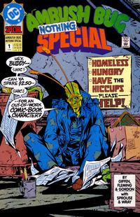 Cover Thumbnail for Ambush Bug Nothing Special (DC, 1992 series) #1