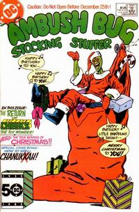 Cover Thumbnail for Ambush Bug Stocking Stuffer (DC, 1986 series) #1 [Direct Sales]