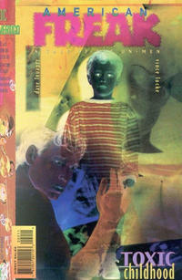 Cover Thumbnail for American Freak: A Tale of the Un-Men (DC, 1994 series) #2