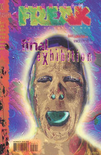 Cover Thumbnail for American Freak: A Tale of the Un-Men (DC, 1994 series) #5